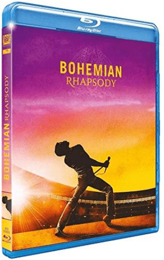 jaquette du film Bohemian Rhapsody
