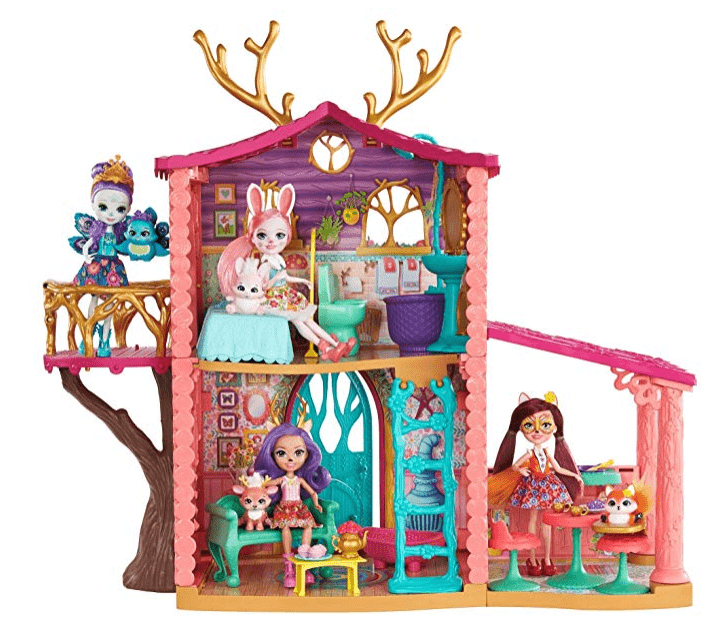 Enchantimals Coffret La Maison de Danessa Biche