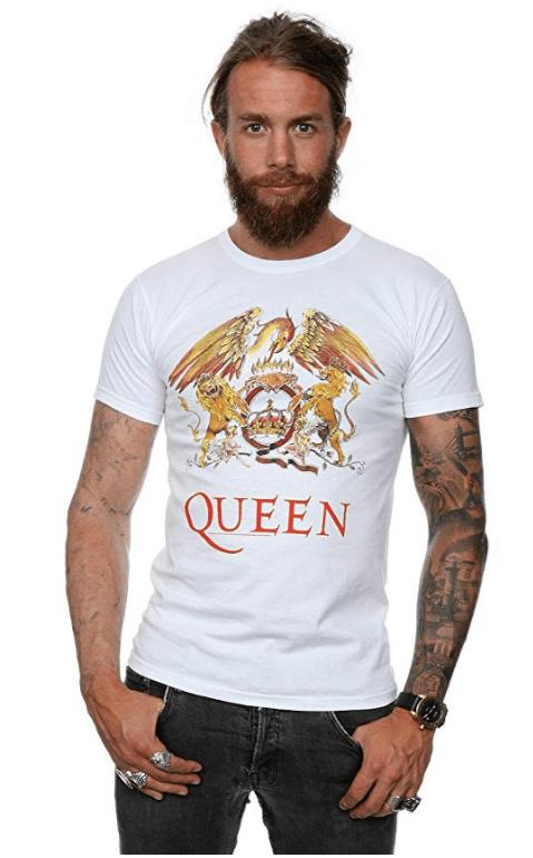 mannequin homme en t-shirt Queen