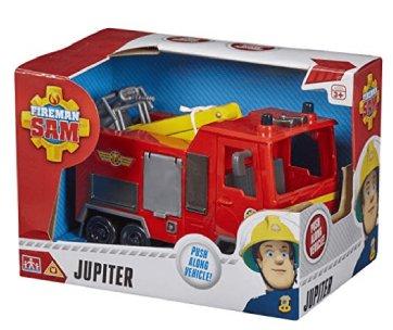 un camion de pompier sam