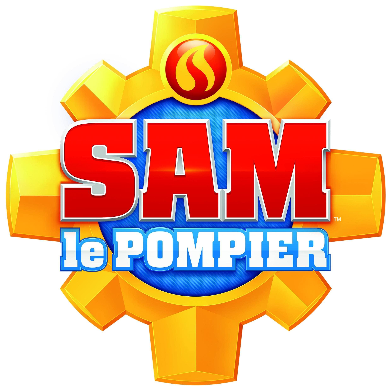 image du logo sam le pompier en png