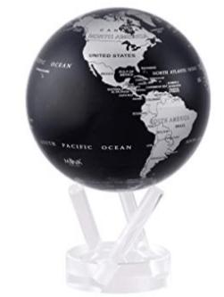 Mova globe dr nozman terre version noire