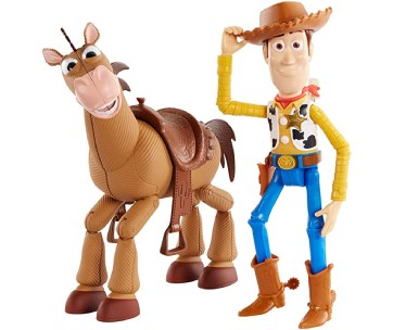 toy story cow boy et cheval