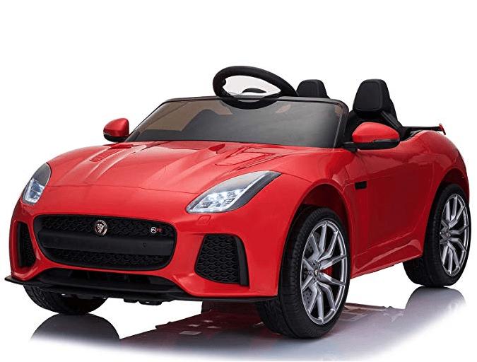 Voiture électrique Jaguar - HOMCOM