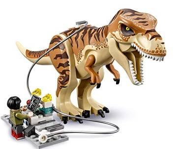un dinosaure en lego