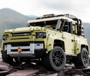 LEGO Land Rover Defender 42110 | Technic™