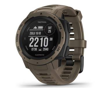 montre garmin tactical luxe