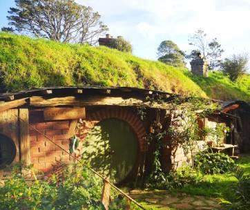 la maison des hobbits du seigneur des anneaux