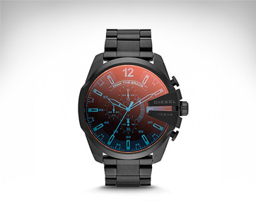 montre diesel chronograph