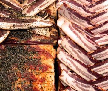 du pemican à la viande
