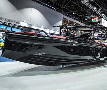 bateau brabus 900