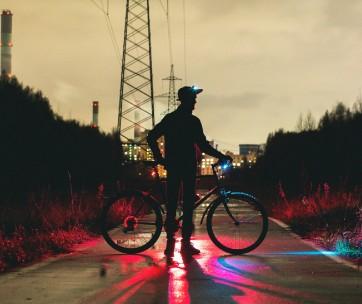 clignotant vélo