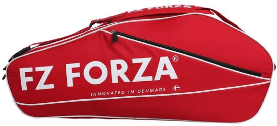 sac badminton FZ Forza rouge