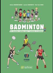 un livre vert sur le badminton