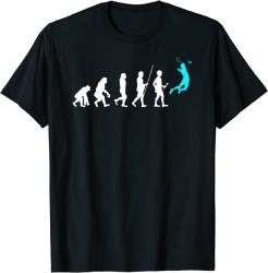 tshirt noir de badminton
