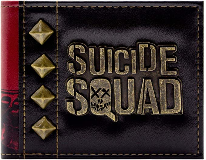 portefeuille suicide squad