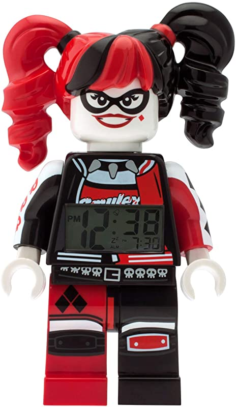 Montre figurine Harley Quinn LEGO
