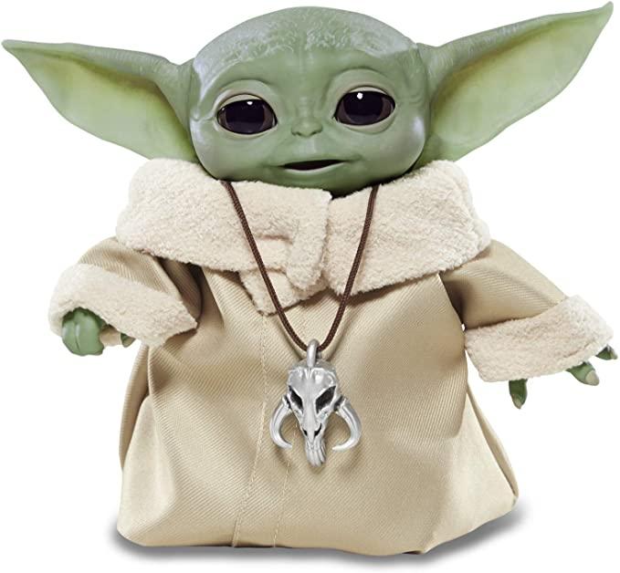 poupée de bébé yoda pour enfant