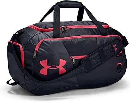 sac de boxe rouge et noir