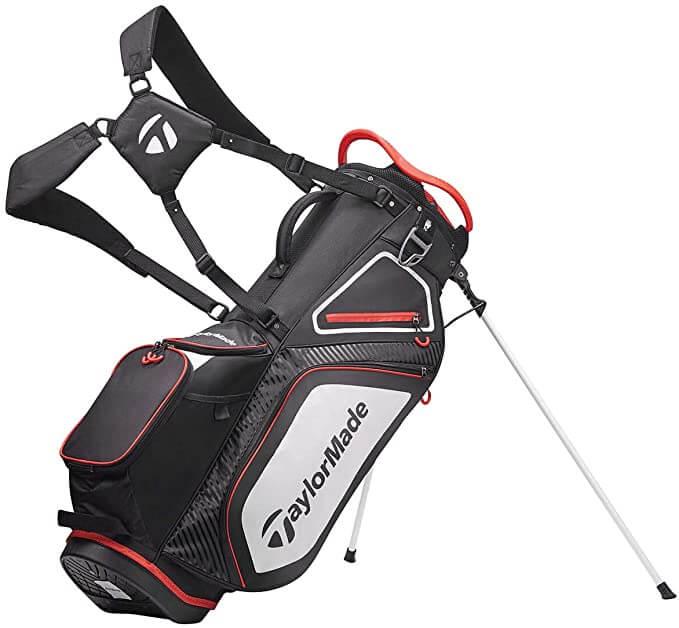 Un nouveau sac de golf