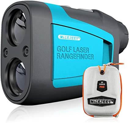 Télémètre Golf Laser bleu