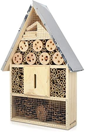 Hôtel à Insecte Bois