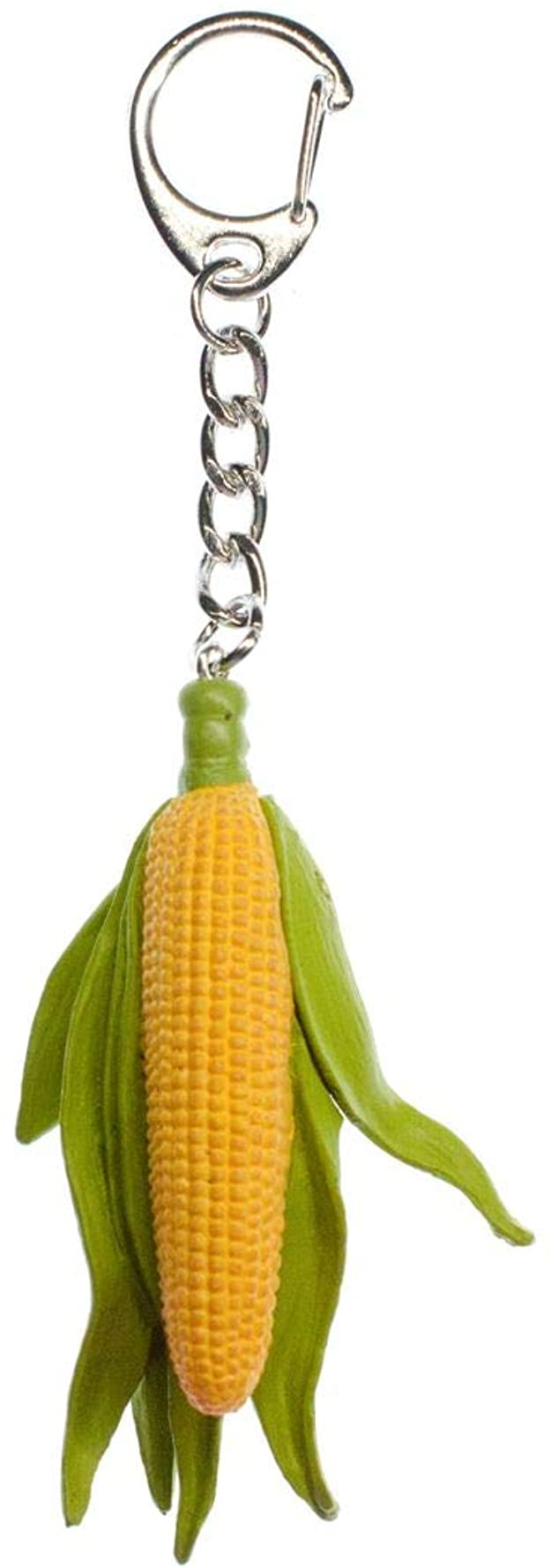 Le maïs en épi clé Porte-clés