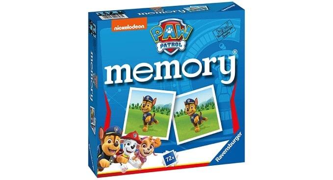 jeu de memory bleu avec chiens