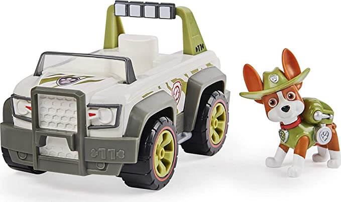 figurine tracker pat patrouille