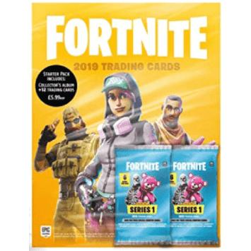 Magazine Fortnite Panini 2019 en cadeau